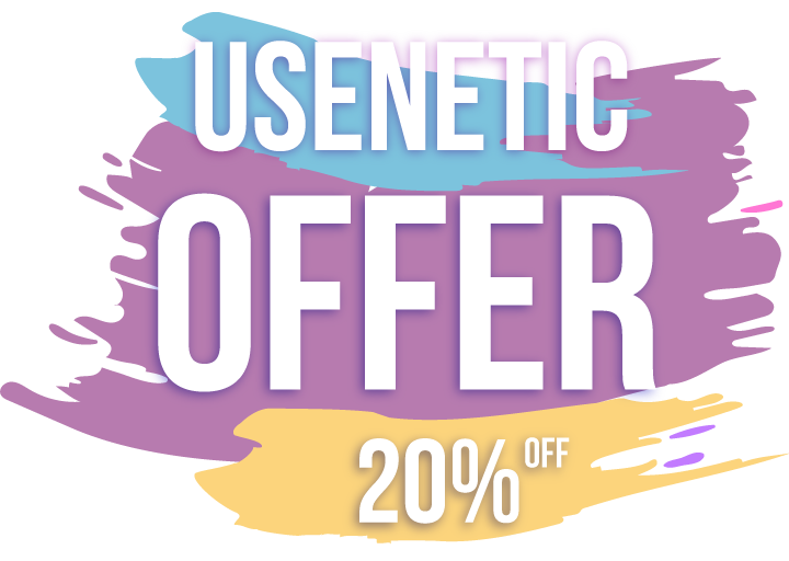 Usenetic discount